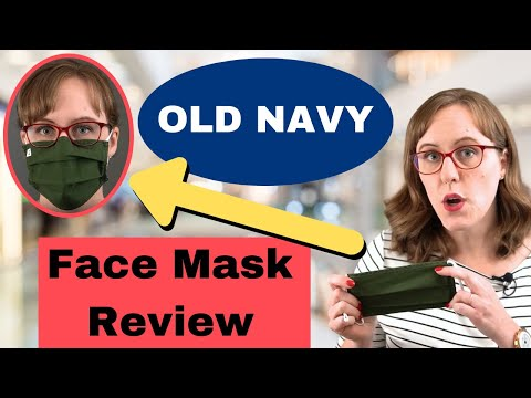 Old Navy Face Mask: A Mom's Detailed Review (After 2 Months)