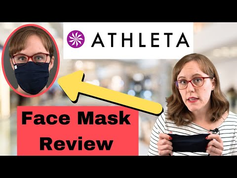 Athleta Everyday Face Mask Review (with Test Results!)