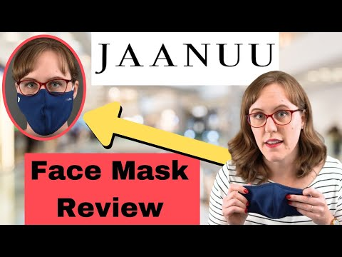 Jaanuu Face Mask: A Mom's Helpful, Detailed Review