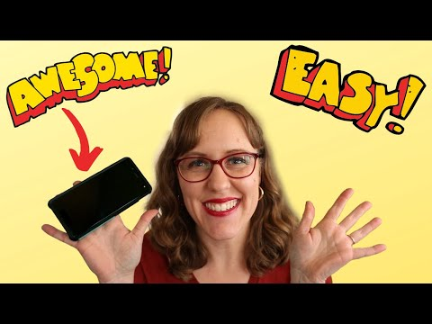 DIY Phone Grip - 5-minute, easy solution! Awesome cheaper alternative to Pop Socket or Loopy Case.