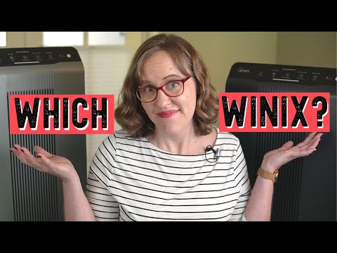Winix Air Purifiers - Which model should you choose? (5500-2, 5300-2, C555, C545, C535)