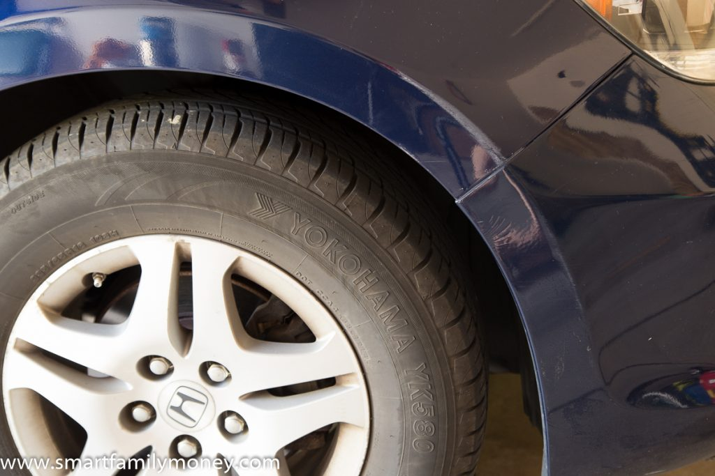 How to Remove Paint Transfer Scuffs from a Car Quickly