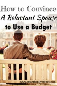 These tips really helped! My husband is finally on board with our budget!