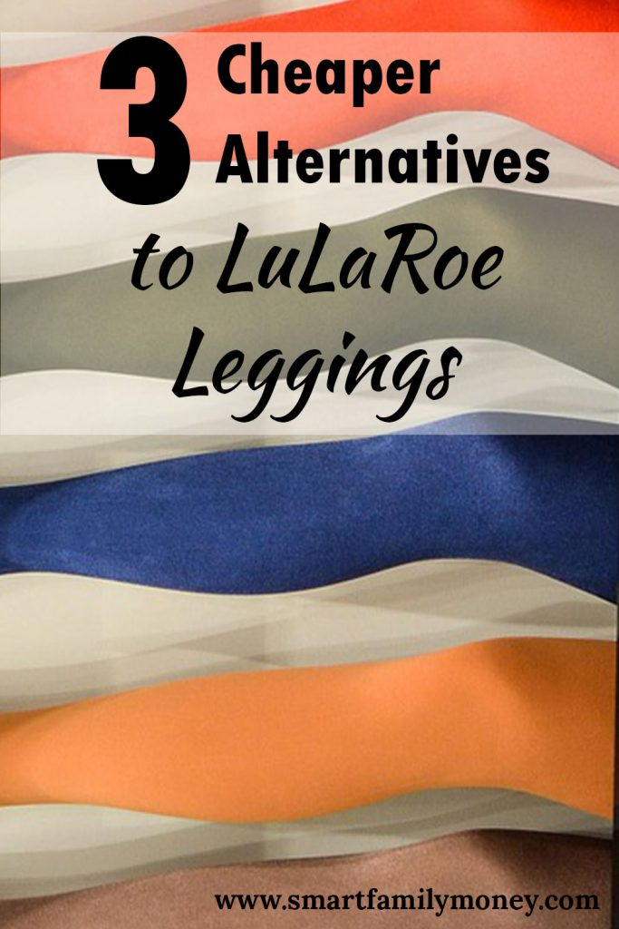 3 Cheaper Alternatives to LuLaRoe Leggings & Tops