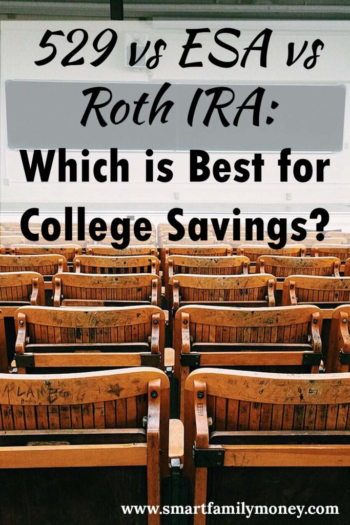 529 vs ESA vs Roth IRA: Which Is Best for College Savings?
