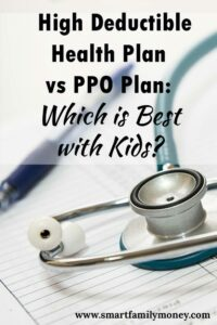 It is so confusing to choose a health plan, but this post made it so much clearer!