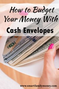 This post got me ready to try cash envelopes! It answered all my questions.