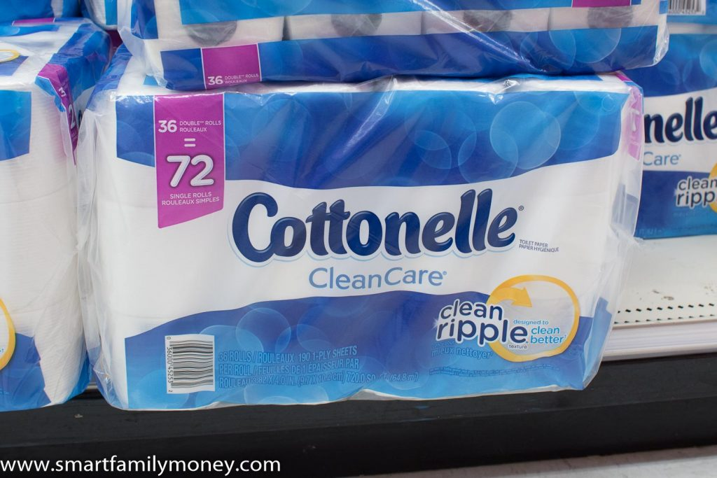 Where Can You Buy The Cheapest Cottonelle Toilet Paper