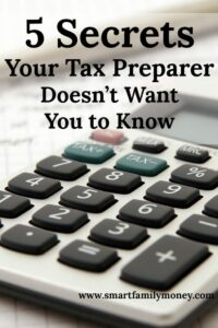 Wow, this was really eye-opening! I didn't know all of this about tax preparers.