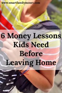 This gave me some great ideas for teaching my teen about money!