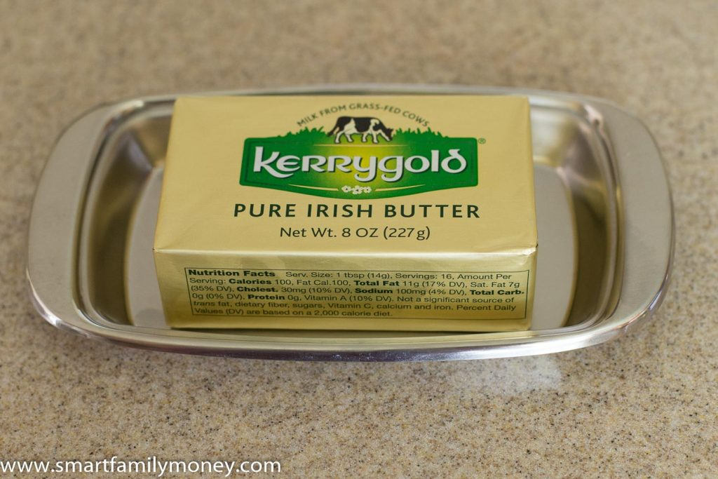 Butter Dish For Kerrygold Butter?