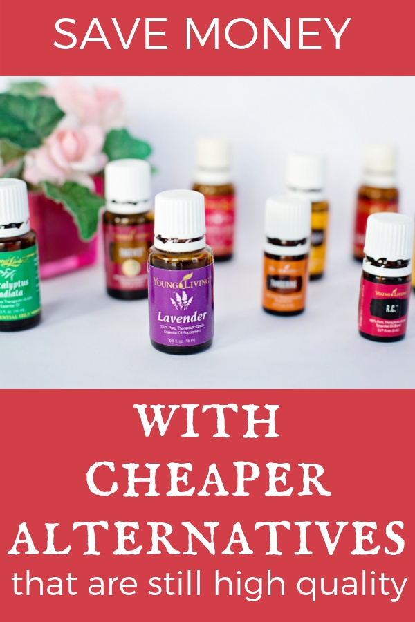 Cheaper Alternatives to Young Living & Doterra