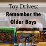 Toy Drives Remember the Older Boys