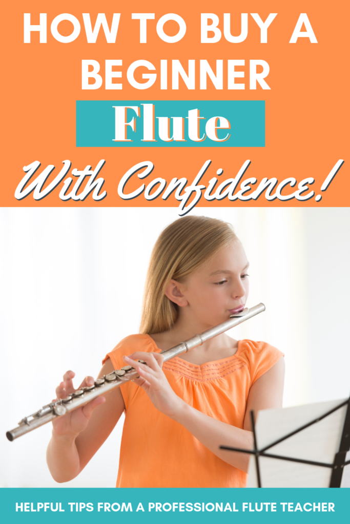 Do you want to buy a flute for your child, but you don't know where to start? How much does a flute cost? Should I rent or buy? What type of flute is best for a student? This post answer all your questions so you can prepare your student with confidence! #savemoney #tips #music #flute