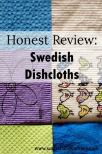 Swedish Dishcloth Review