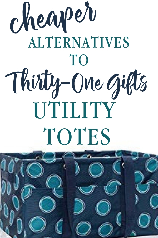 31 Gifts Utility Tote Alternatives