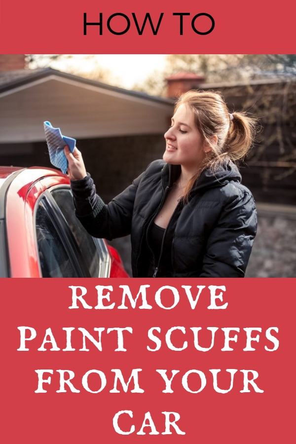 Remove paint transfer scuffs