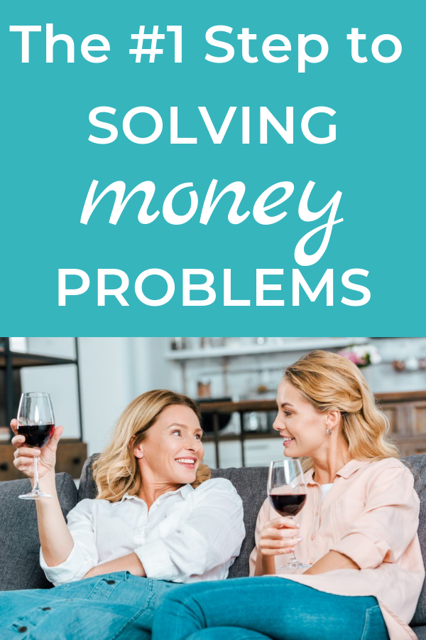Solve your money problems