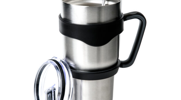 Insulated tumbler cup