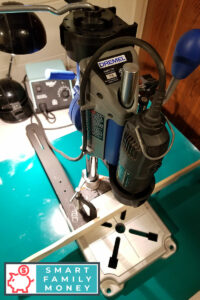 How To Use Greenworks Batteries In Kobalt Tools - Dremel 220-01 Rotary Tool Workstation / Drill Press